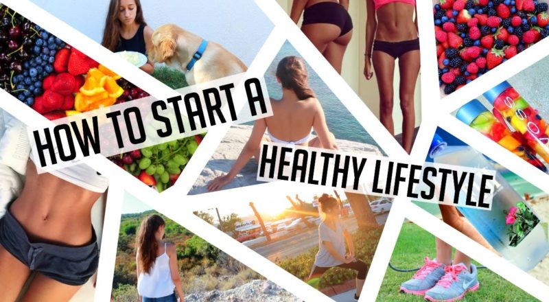 How To Get Healthy and Fit