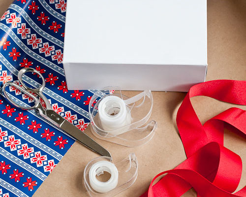 Why You Should Wrap a Present