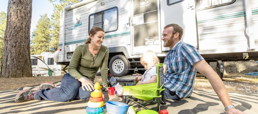 5 Tips for Packing a Campervan for Family Travel