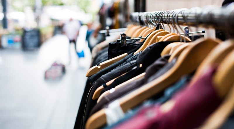 Blur, Hanger, Clothing, Shopping, Market, Close-Up