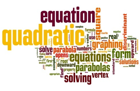 How to learn and use quadratic equations?